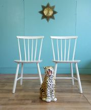 Danish Farstrup chairs - SOLD
